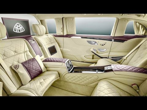 2018 Mercedes Maybach S600 Pullman The Best Of The Best Youtube