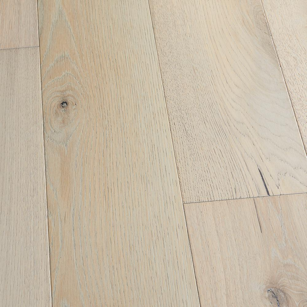 Malibu Wide Plank French Oak Point Loma 3 8 In T X 6 1 2 In W X Varying L Engineered Wood Floors Wide Plank Engineered Hardwood Flooring French Oak Flooring