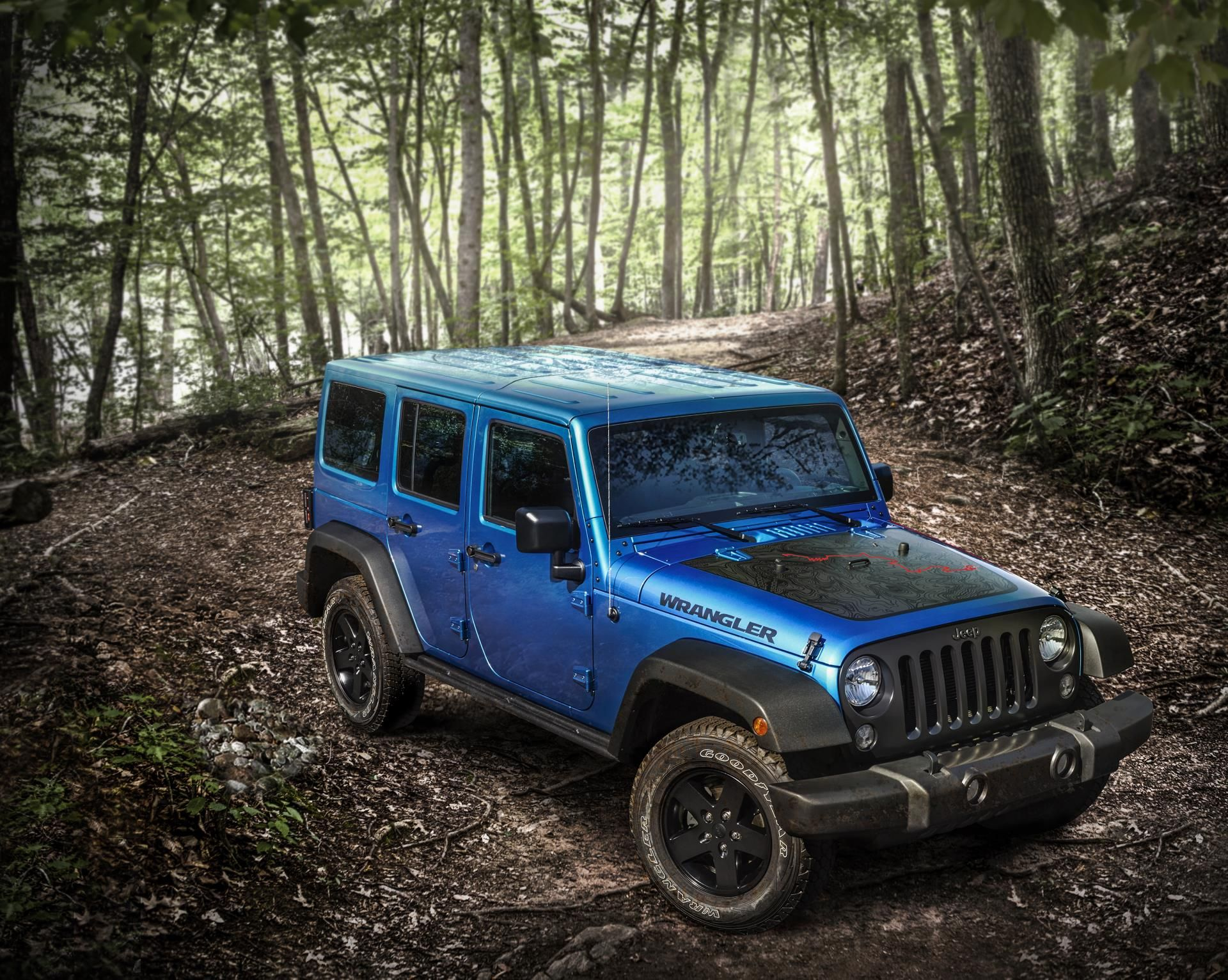 J33p The Most Capable Suv Ever Offers New Lsquo Black Bear