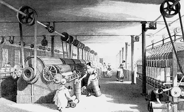 Industrial Revolution Mills Cottage Industry- Smal...