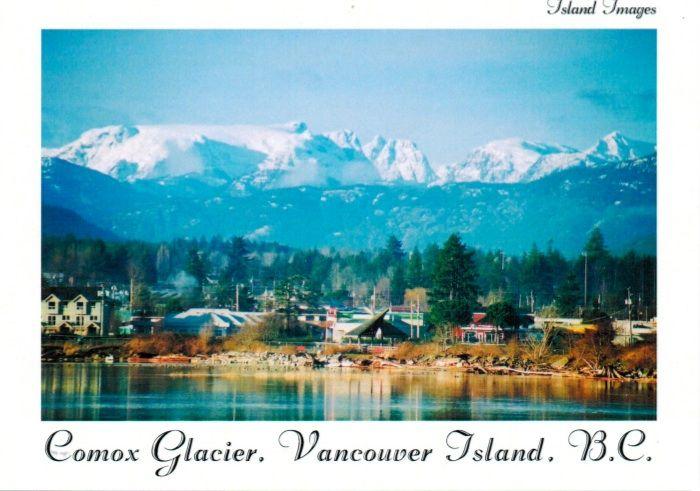 Comox Glacier