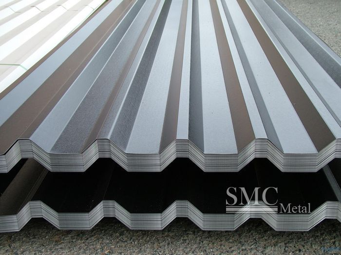 Galvanized Roofing Sheet Cladding : Ibr roofing sheet rib type roof corrugated