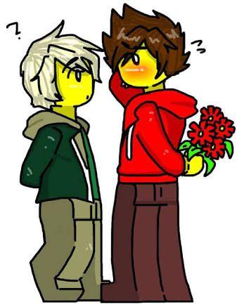 Image Result For Ninjago Lloyd X Kai Fanfiction Lemon Lego