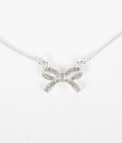 Daytrip Bow Necklace