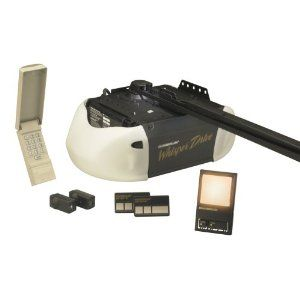 Chamberlain Wd822kd Whisper Drive 1 2 Hp Belt Drive Garage Door Opener