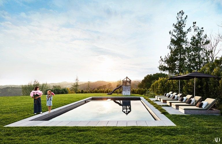 Step Inside Jessica Alba's Haven in Los Angeles