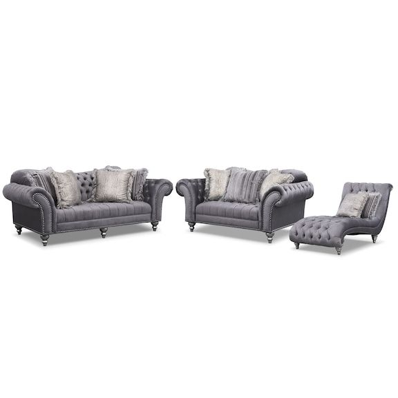 Best Brittney Sofa Loveseat And Chaise Sofa And Loveseat Set 400 x 300
