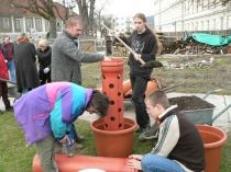 Amazing Beitr ge ber Vertikaler Garten auf Mit Permakultur Zukunft gestalten