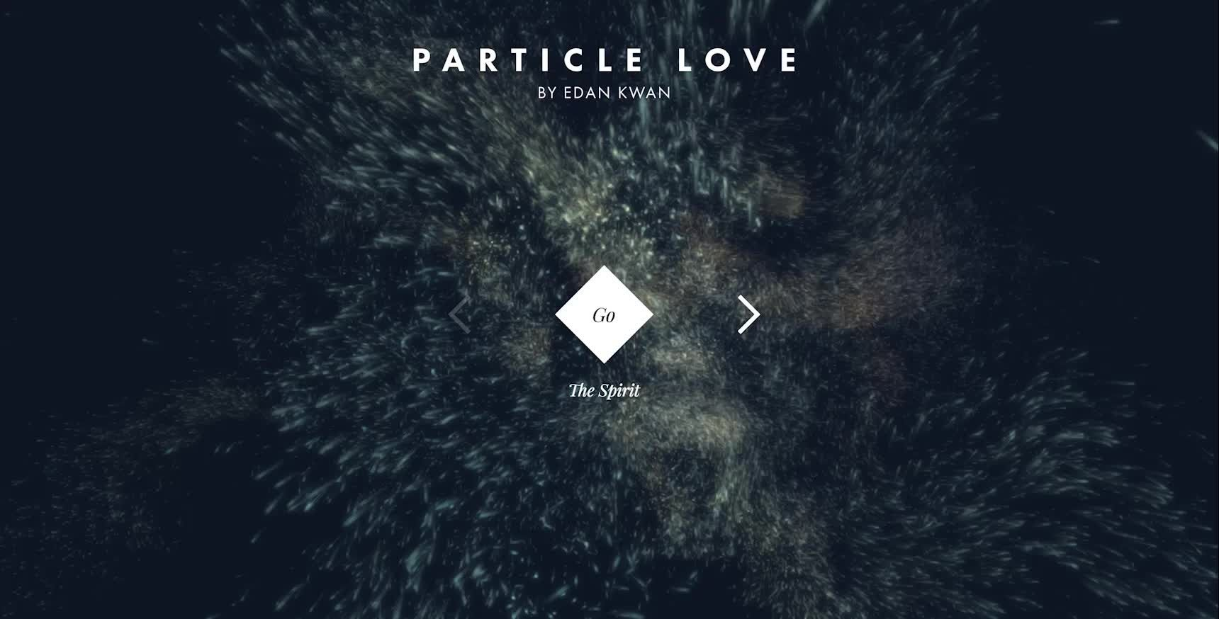 Added By Matteo Rostagno In Particles Abstracts Awwwards Particles Abstract