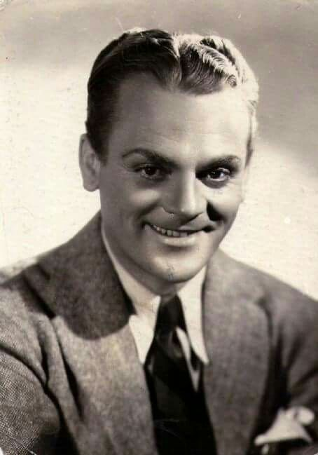A Cagney smile