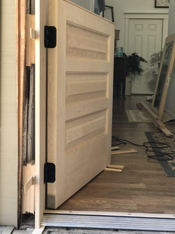 Little Cottage Exterior Paint Dutch Door Reveal Dutch Door Dutch Door Interior Cottage Exterior