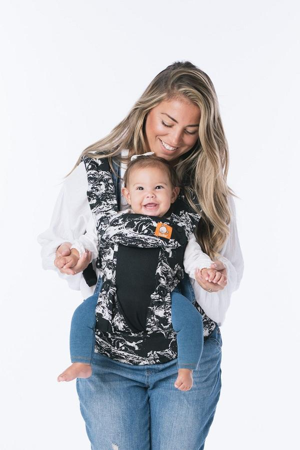 bfa2a84b914 ... Explore by Baby Tula. Coast Marble has a sleek modern design. Your  snuggles in this carrier will have a