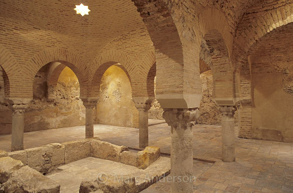 Moorish Bathhouse Jaen