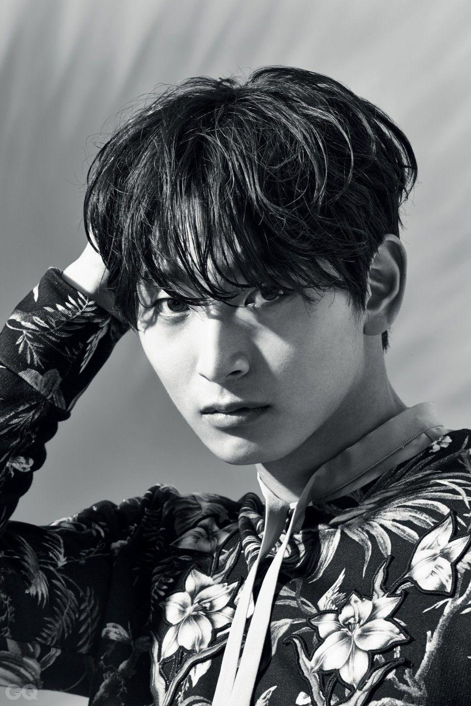 Jinwoon (2AM) - GQ Magazine July Issue '16
