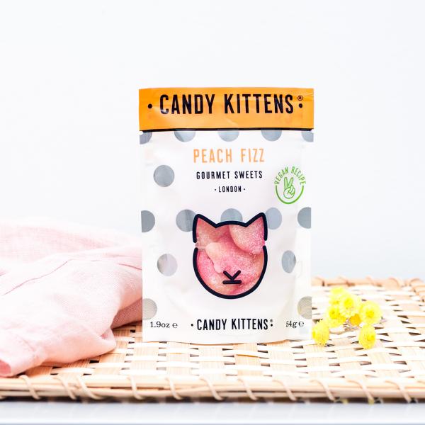 Bonbons Vegan Et Sans Gluten Chat Candy Kittens Bon Bons Fizz