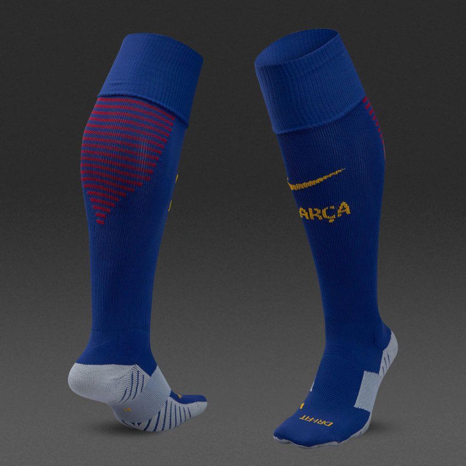 Barcelona 2017/18 Home Men Socks