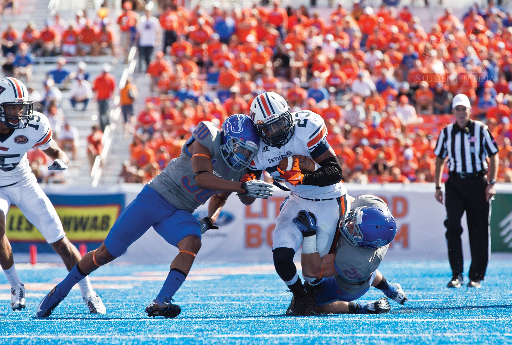 Boise State football Vs. Air Force. Devin Ferrell.  a9cbb5e2c25d8
