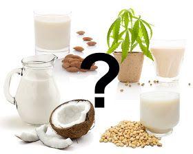 Low FODMAP milk alternatives