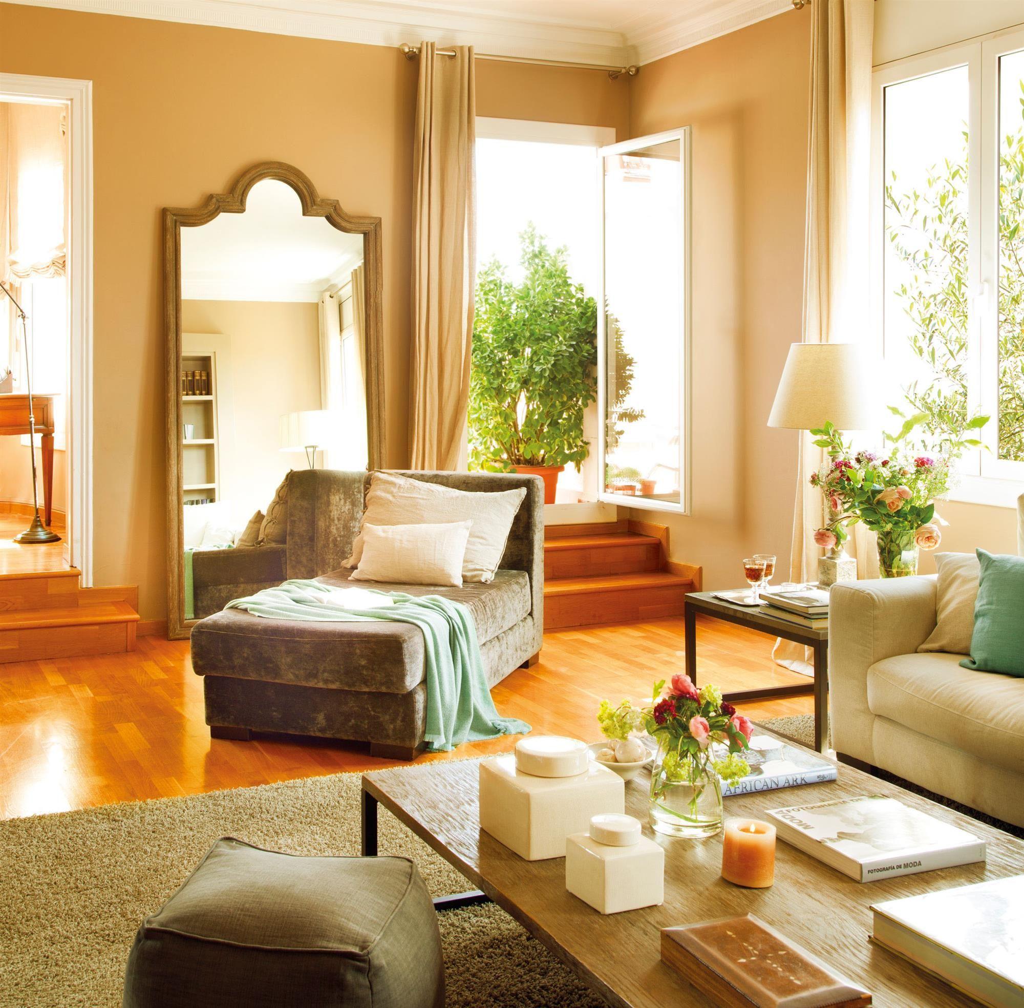 Cosas que te encantan en decoración a partir de los 40 | LIVING ROOM ...