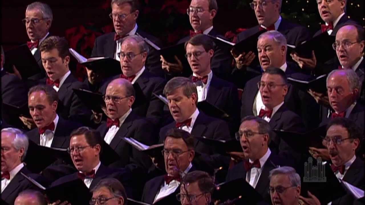 [Video] Angela Lansbury & Mormon Tabernacle Choir We