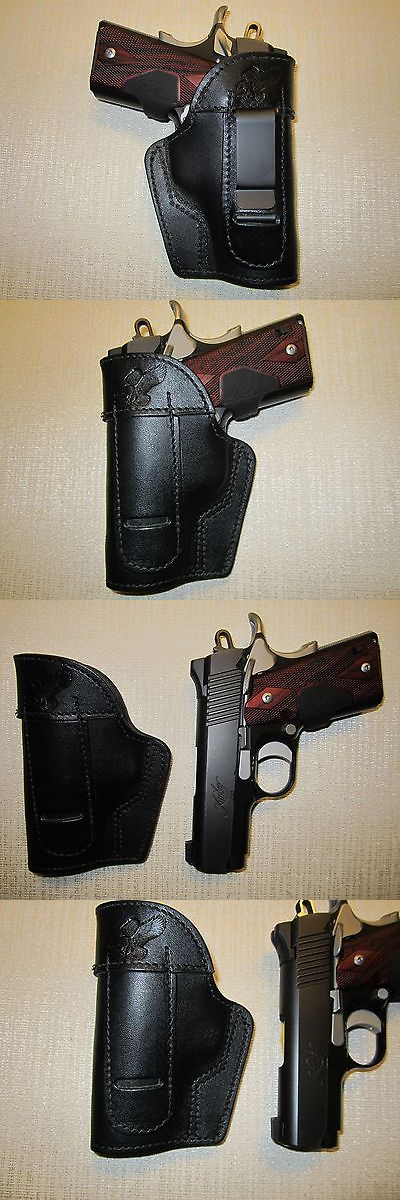 Holsters 177885: Kimber Ultra Carry Ii And Colt Defender Iwb