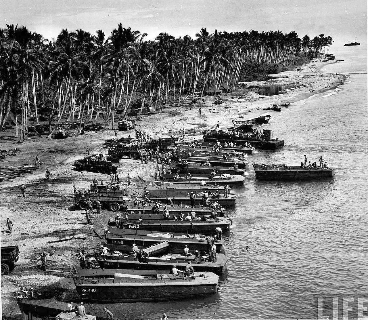 Solomon Islands Beach: Guadalcanal Beach, 1943