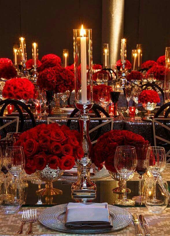 Red and gold wedding & Red and gold wedding | My wedding | Pinterest | Wedding Quince ...