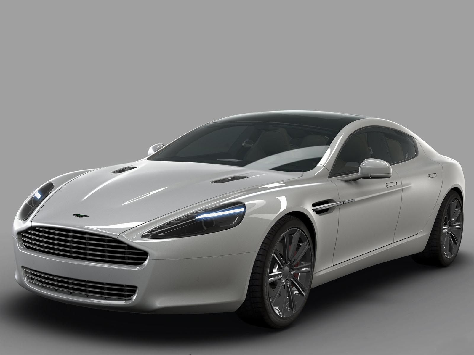 Aston Martin Rapide Coupe With Four Doors Aston Martin Rapide Aston Martin Cars Aston Martin