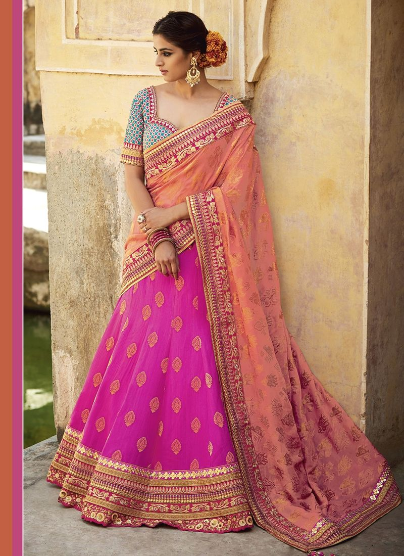 We have largest online collections of lehenga choli. Buy online this ...