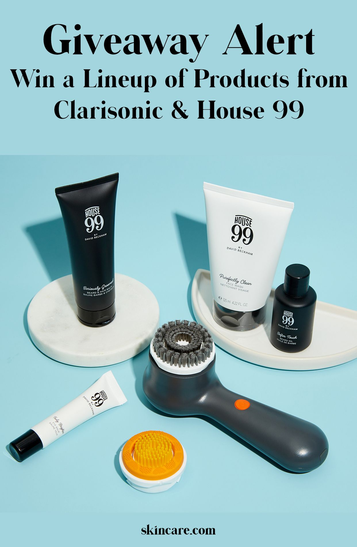 Clarisonic and House 99 SkinCare Giveaway 2019 Skin