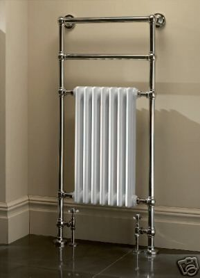 Armonia Gold Traditional Heated Towel Rail Radiator