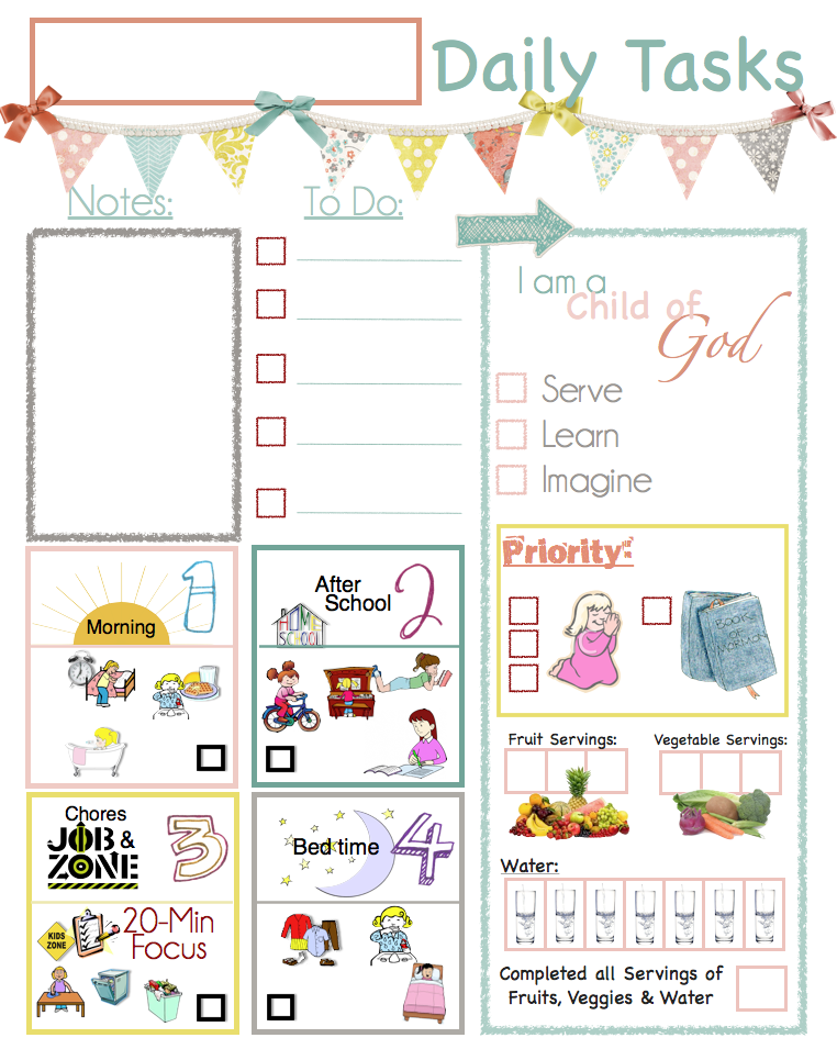 Mormon Mom Planners Monthly Planner Weekly Planner Kids Planner Mormon Mom Planner Lds Kids