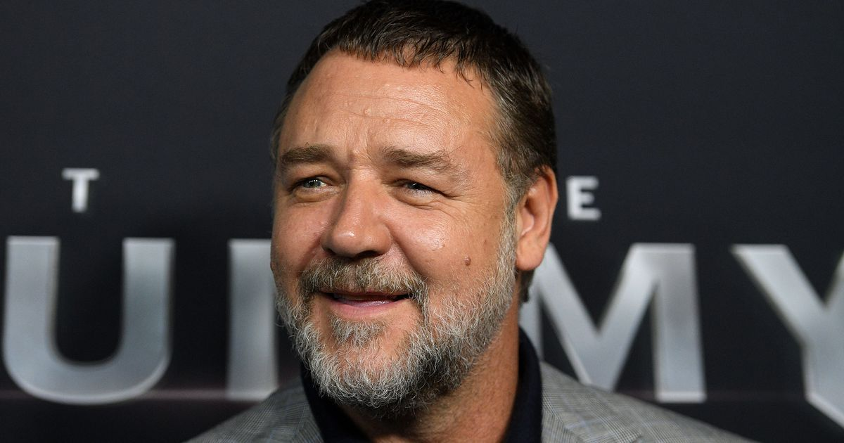 Russell Crowe will portray Roger Ailes in new series about ...