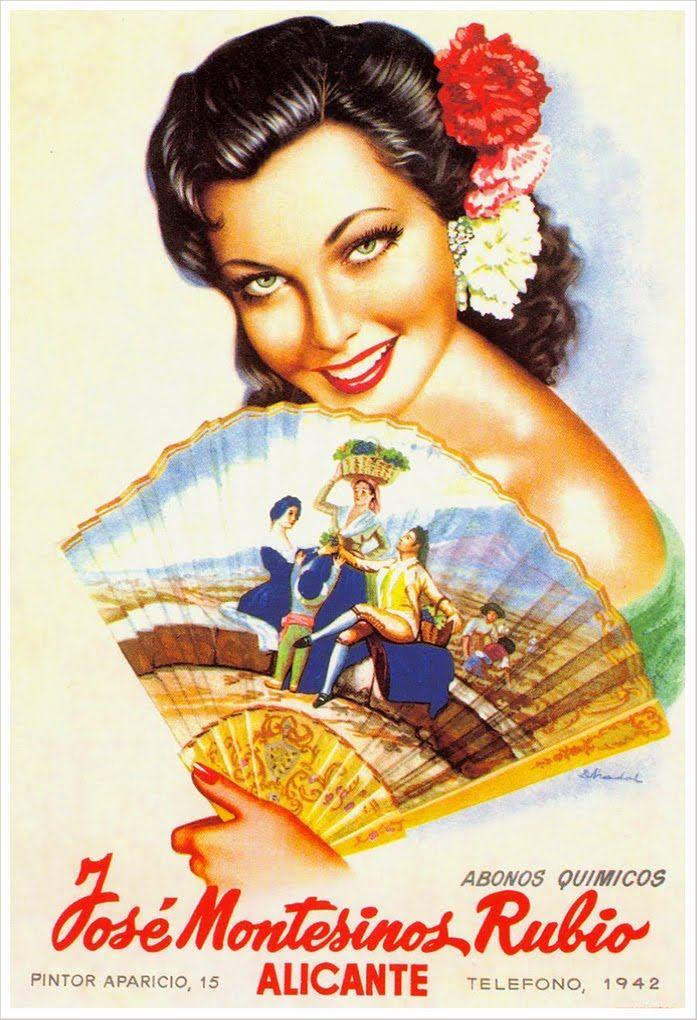 Anuncio retro spain carteles de anuncios pinterest anuncios retros anuncios y retro - Carteles retro ...