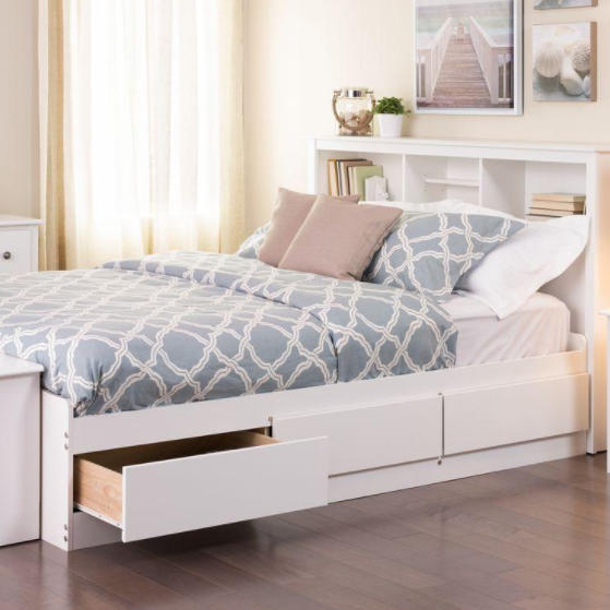 24 Of The Best Places To Buy Inexpensive Furniture Online In 2020 Bed Design Bedroom Sets Bed With Drawers