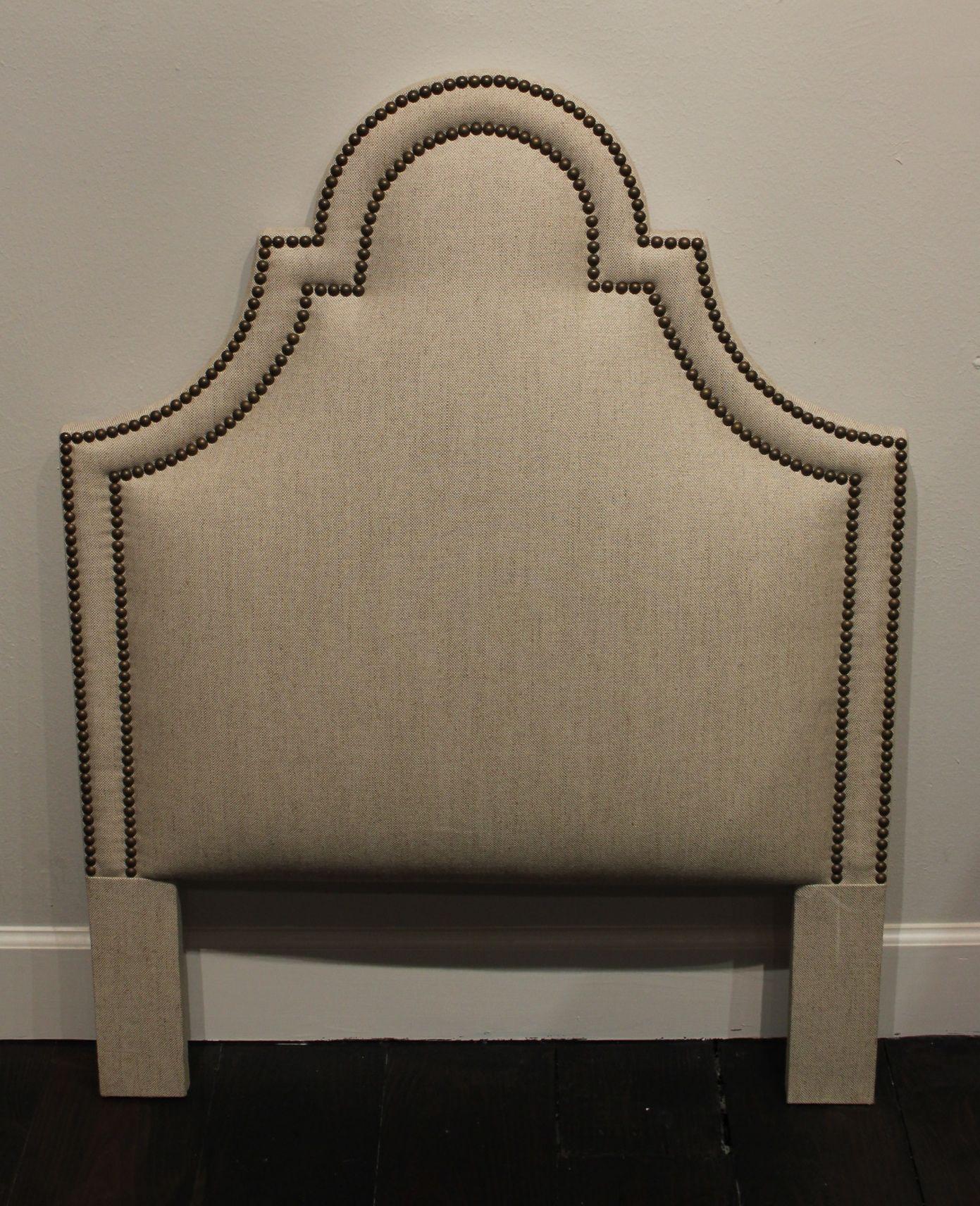 Sale Furniture Houston: Peden Custom Upholstered Headboard
