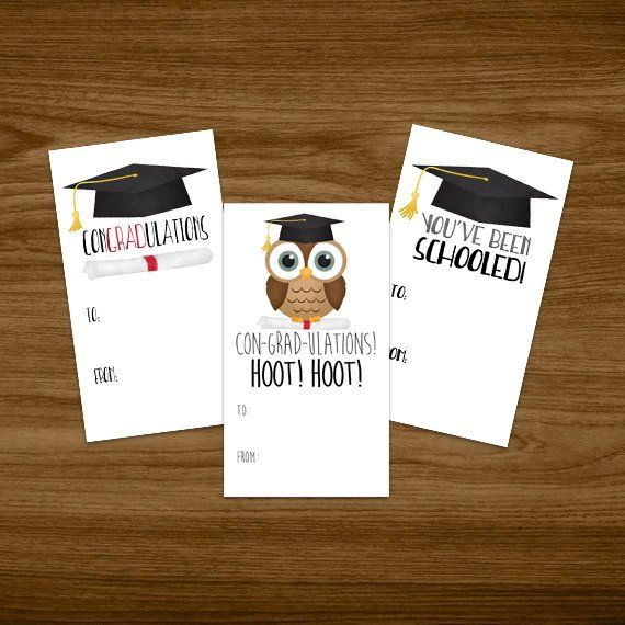 graduation digital printable gift