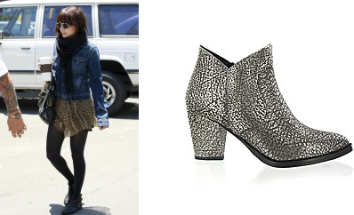 url: http://gtl.clothing/advanced_search.php#/id/C-STYLE-BISTRO-2182c17d7f2ac39cf77668f7ce0879e031632ce6#NicoleRichie #anklebooties #Shoes #fashion #lookalike #SameForLess #getthelook @NicoleRichie @gtl_clothing