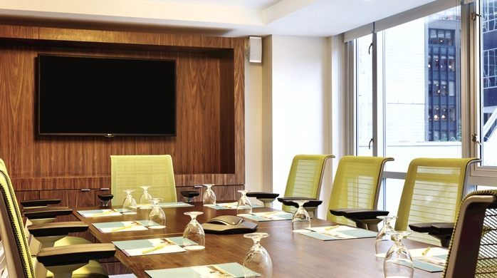 Explore Meeting Rooms Manhattan And More