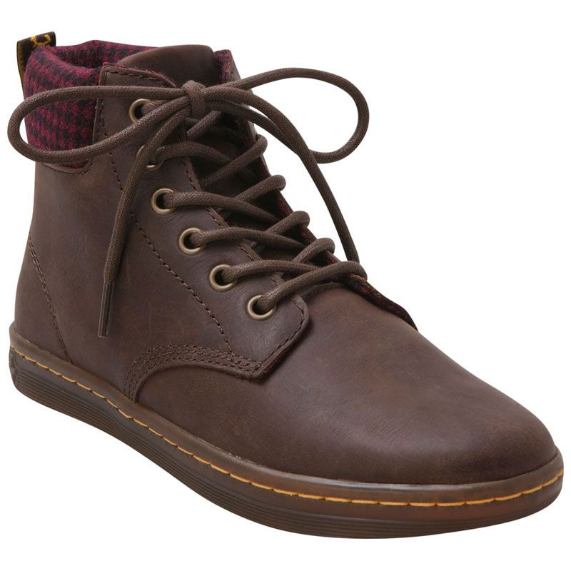 Dr. Martens Women's Dr. Marten's Maelly Brown Ankle Boot | Infinity Shoes