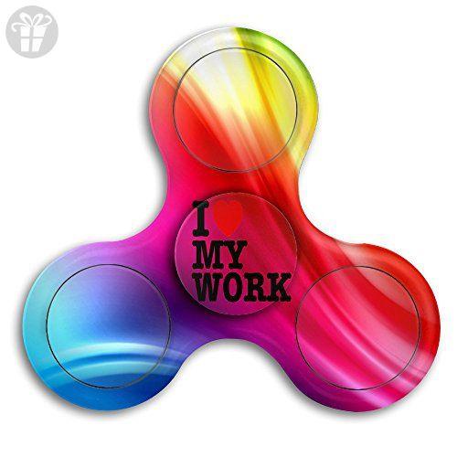Faye Randle I Love My Work Fidget Spinners For Kids Adults Finger Toy - Fidget spinner (*Amazon Partner-Link)