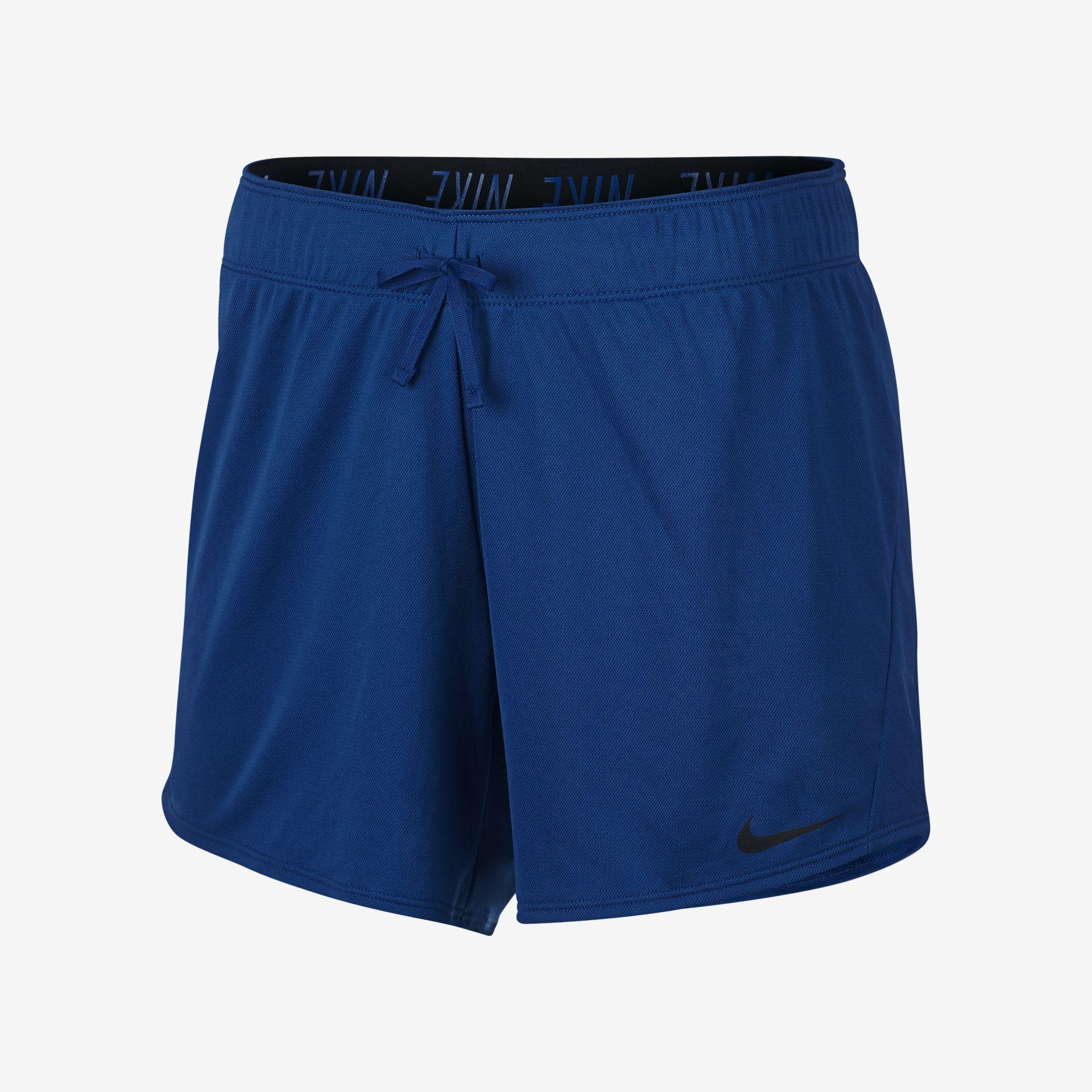 Nike drifit womens 5 training shorts