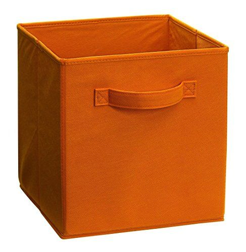 Orange Is Cheaper For Some Reason Closetmaid 51533 Cubeicals Fabric Drawer Fiesta Orange C Https Www Fabric Drawers Fabric Storage Bins Fabric Bins