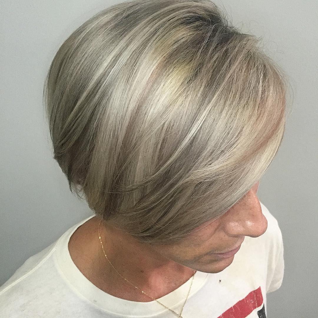 50 Best Hairstyles for Older Women in 2017