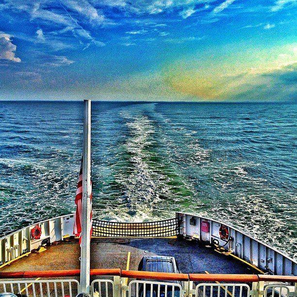 Peaceful Places In Nj: Cape May NJ / Lewes DE Ferry.