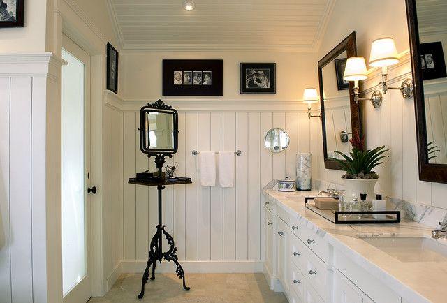 Lambrisering Op Badkamer : Licht in de badkamer schlüter systems