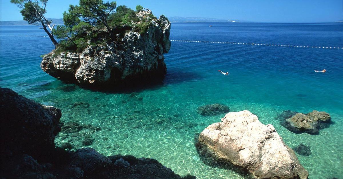 Strandführer Kroatien: Die schönsten Badeparadiese an der Adria - Strandführer