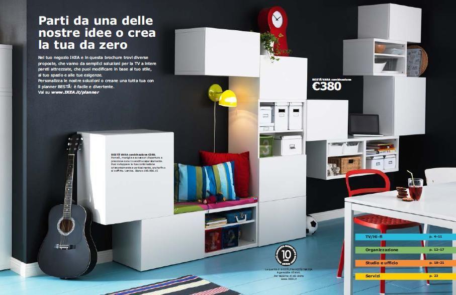 Il Soggiorno Ikea per il 2012: Besta. | Home sweet home | Pinterest ...