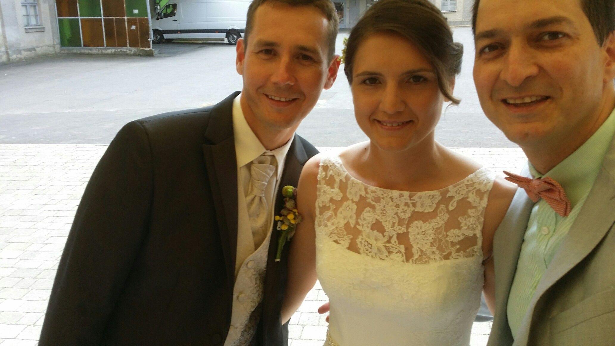 Anikó és Gábor esküvőjén
