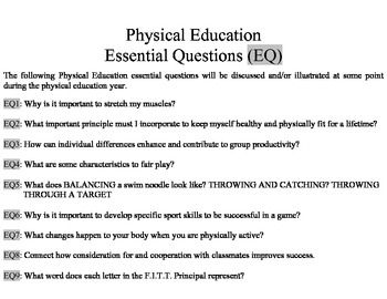 Worksheets Physical Education Worksheets For Middle School 1000 images about pe on pinterest